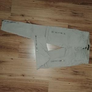Banana Republic dressed cargo pants